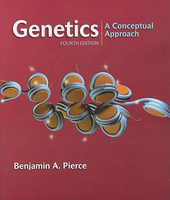 Genetics: A Conceptual Approach 9781429232524