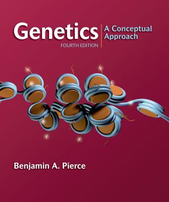 Genetics: A Conceptual Approach 9781429232500