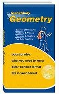 Quickstudy for Geometry 9781423202578