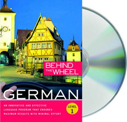 German Level 1 [With Paperback Book] 9781427207166