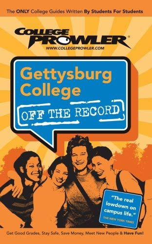 Gettysburg College (College Prowler Guide) 9781427400680