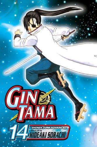 Gin Tama, Volume 14 9781421523989