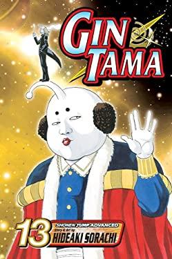 Gin Tama, Volume 13 9781421523972