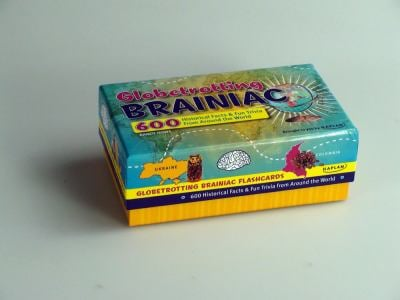 Globetrotting Brainiac: 600 Historical Facts and Fun Trivia from Around the World 9781427797124