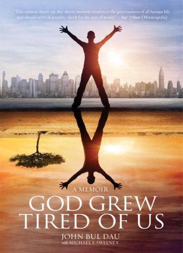 God Grew Tired of Us: A Memoir 9781426202124