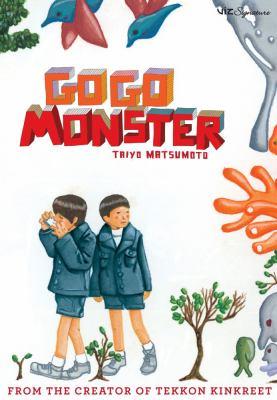 Gogo Monster 9781421532097