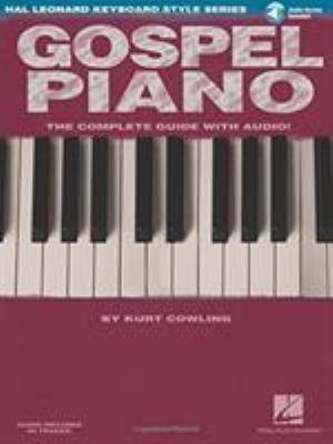 Gospel Piano [With CD] 9781423412496