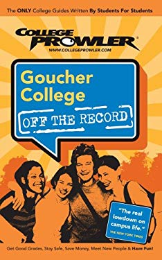 Goucher College 9781427402394