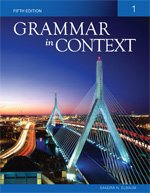 Grammar in Context Book 1 9781424078998