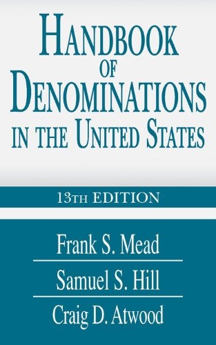 Handbook of Denominations in the United States 9781426700484