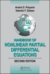 Handbook of Nonlinear Partial Differential Equations, Second Edition 6322875
