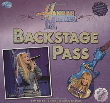 Hannah Montana: Backstage Pass 9781423110620