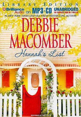 Hannah's List 9781423347828