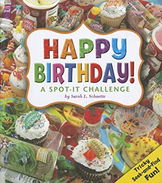 Happy Birthday!: A Spot-It Challenge 9781429675604