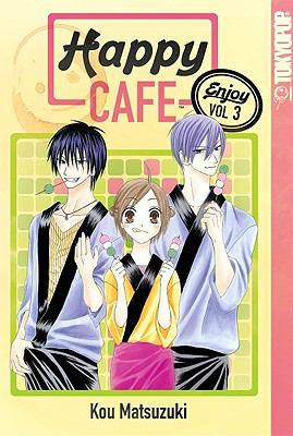 Happy Cafe, Volume 3 9781427817327