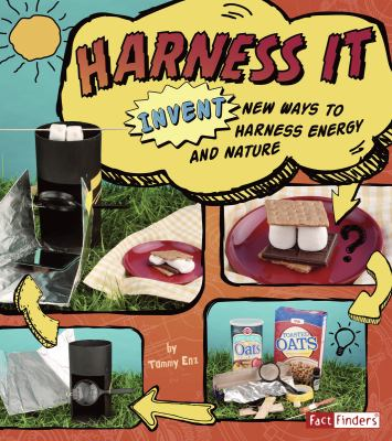 Harness It: Invent New Ways to Harness Energy and Nature 9781429676335