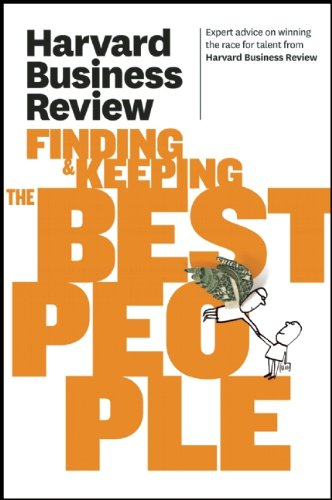 Harvard Business Review on Finding & Keeping the Best People 9781422162545