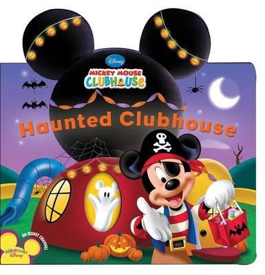Haunted Clubhouse 9781423128328