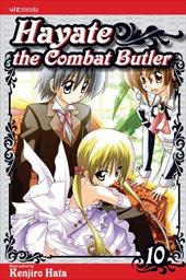 Hayate the Combat Butler, Volume 10 6338510