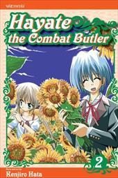 Hayate the Combat Butler, Volume 2 6337589