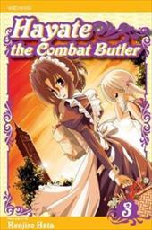 Hayate the Combat Butler, Volume 3 6337590