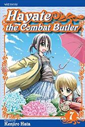 Hayate the Combat Butler, Volume 7 6338125