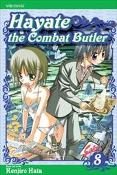Hayate the Combat Butler, Volume 8 6338126