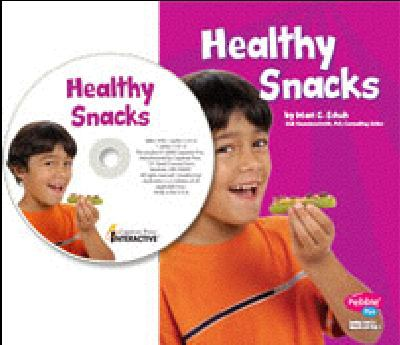 Healthy Snacks D 9781429611510