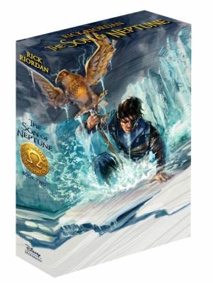 Heroes of Olympus, The, Book Two: The Son of Neptune (Special Limited Edition) 9781423154525