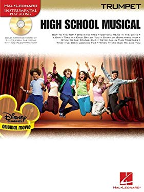 High School Musical: For Trumpet Instrumental Play-Along Pack 9781423412878