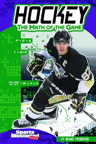 Hockey: The Math of the Game 9781429673211