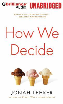 How We Decide 9781423376460