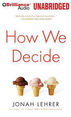 How We Decide 9781423376477