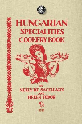 Hungarian Specialties Cookery Book 9781429012119