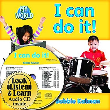 I Can Do It! [With Paperback Book] 9781427110145