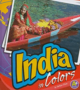 India in Colors 9781429622233