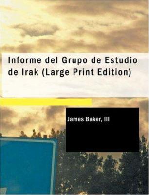 Informe del Grupo de Estudio de Irak 9781426483240
