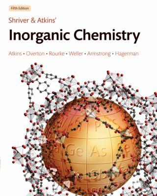 Shriver & Atkins' Inorganic Chemistry 9781429218207