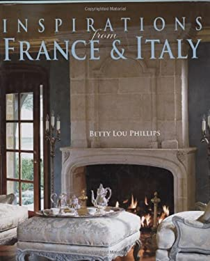 Inspirations from France & Italy 9781423602057