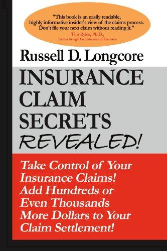 Insurance Claim Secrets Revealed! 9781425104436
