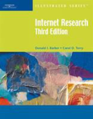 Internet Research Illustrated 9781423905080