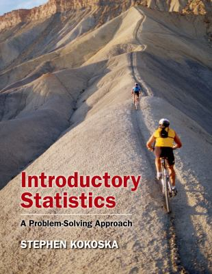 Introductory Statistics: A Problem-Solving Approach [With CDROM] 9781429239769