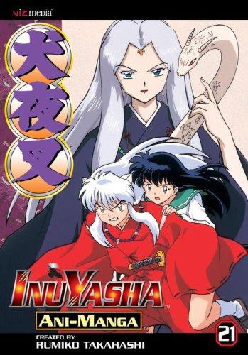 InuYasha Ani-Manga, Volume 21 9781421509051