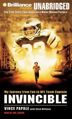 Invincible: My Journey from Fan to NFL Team Captain 9781423324119