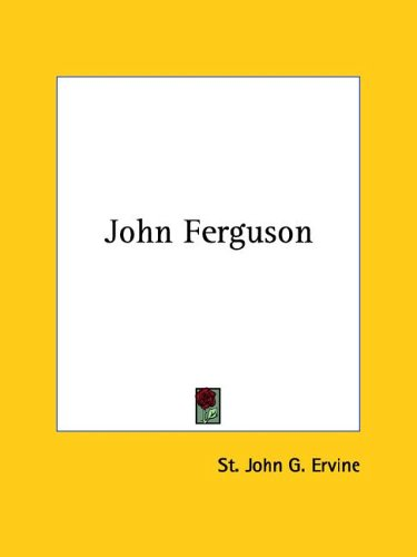 John Ferguson 9781425470869