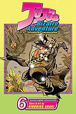 Jojo's Bizarre Adventure, Volume 6 9781421506555