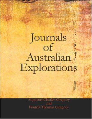 Journals of Australian Explorations 9781426441998