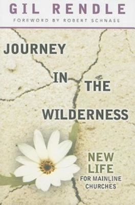 Journey in the Wilderness: New Life for Mainline Churches 9781426710650