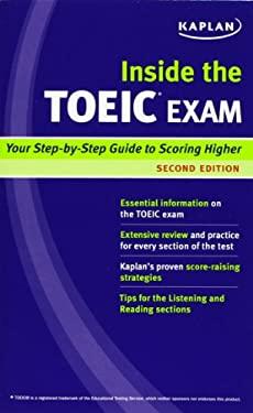 Kaplan Inside the TOEIC Exam 9781427797810