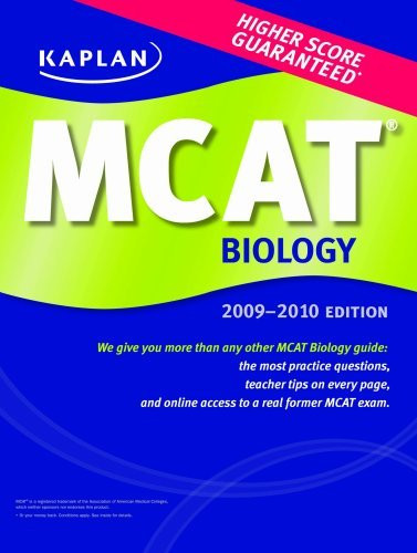 Kaplan MCAT Biology 9781427798725